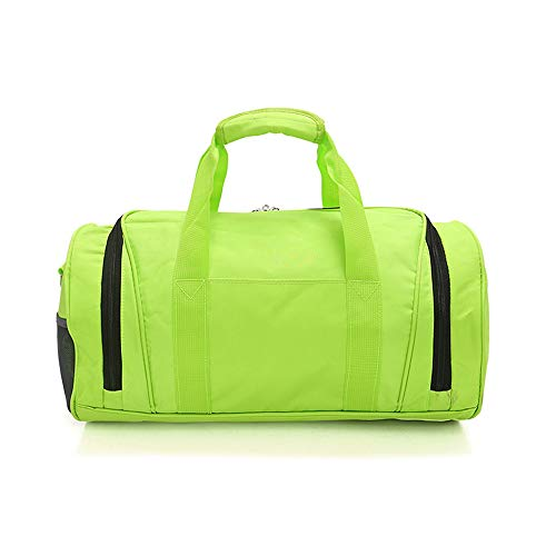 Travel Foldable Travel Bag Collapsible Packable Lightweight Sport Gym Bag Carry On Lightweight Small Hand Luggage Cabin on Flight & Holdalls
