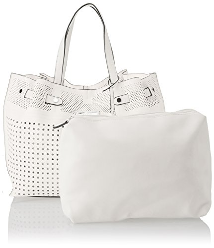 x H XTI 43x29x16 para Blanco 85961 White L cm Mujer Shopper W x q8qgw0ST