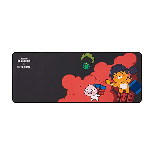 KAKAO FRIENDS Official- Battle Grounds Gaming Mouse Pad with Nonslip Base (30.5
