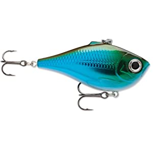 Rapala Rippin' Rap 06 Fishing lure, 2.5-Inch,...