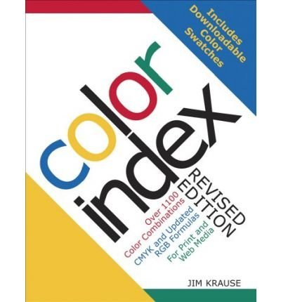 Color Index by Krause, Jim ( Author ) ON Apr-30-2010, Paperback