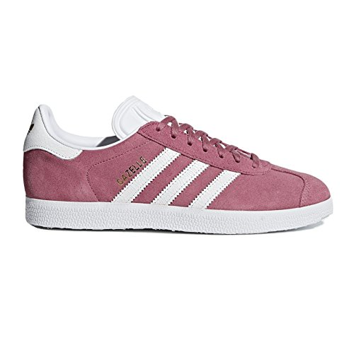 adidas Women's Gazelle W Gymnastics Shoes Brown (Trace Maroon/Ftwr White/Ftwr White) p8XLr
