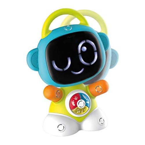 chollos oferta descuentos barato Smoby Smart Robot Tic educativo color azul verde 190104 color modelo surtido