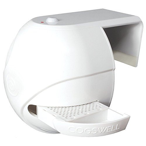 Cogswell Bathroom Toilet Odor Eliminator No Chemical Air Deodorizer System by COGSWELL