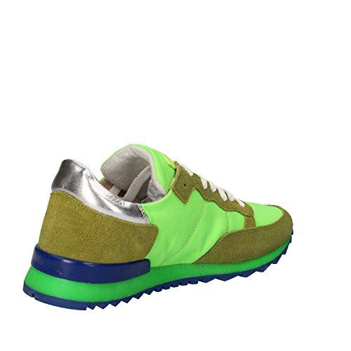 Green Womens Sneakers Fashion Canvas INVICTA tqvwg0E