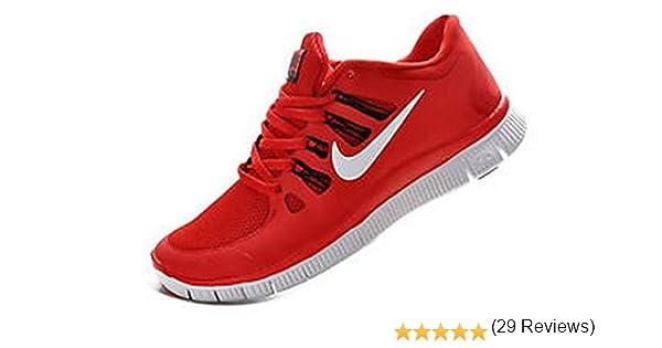 Nike Zapatillas de running para mujer, Rosa (Tiza de ciruela/mora/polvo de ciruela), 42 EU: Amazon.es: Zapatos y complementos