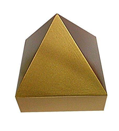 Amazon De Buycrafty Vastu Feng Shui Golden Holz Pyramide