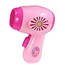 Happy Family,AxiEr Little Cook Kitchen House Furniture Toys for Kids Children Baby Hair Dryer