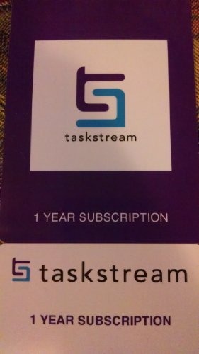 Taskstream 1 Year Subscription (Item #000069807)