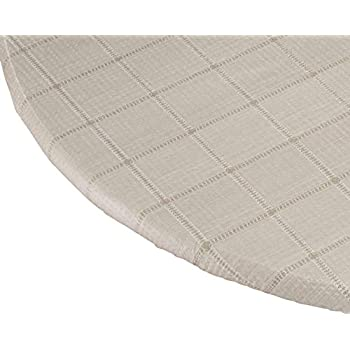 Amazon Com Woven Lattice Vinyl Elasticized Table Cover