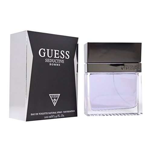 Guess Seductive Men Edt Spray 3.4 Ounce