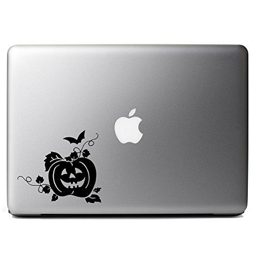 rn Face Silhouette Vinyl Sticker Laptop iPhone Cell Decal (Pumpkin Silhouette)