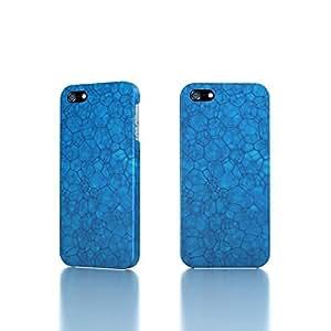 Apple iPhone 5 / 5S Case - The Best 3D Full Wrap iPhone Case - Bubbles
