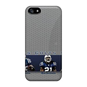 (RdB711pdKU)durable Protection Case For Ipod Touch 4 Cover (indianapolis Colts)