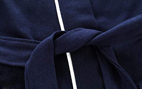 Primavera Fashion Manga Larga Y De Verano Pijamas Blue3 D Hombres Ropa Saoye Para waOxnICqZw