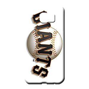 samsung galaxy s6 edge Excellent Fitted Compatible Hot New phone case cover san francisco giants mlb baseball