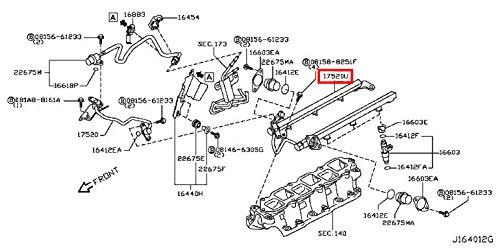 infiniti qx50 fuel injector  fuel injector for infiniti qx50