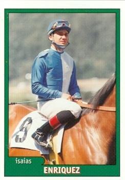 isaias-enriquez-trading-card-horse-racing-1998-jockey-star-56