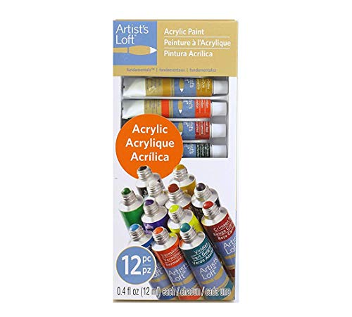 Artists Loft Acrylic Paint Set Buy Online In Uae Kitchen