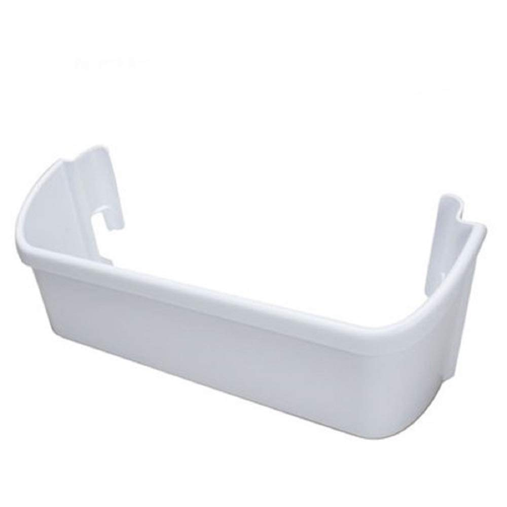 ER240323001 - Refrigerator Door Bin White Shelf Bucket