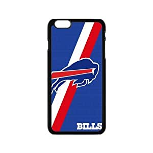 Buffalo Bills Blue White Red Iphone 6 4.7 Case Shell Cover (Laser Technology)
