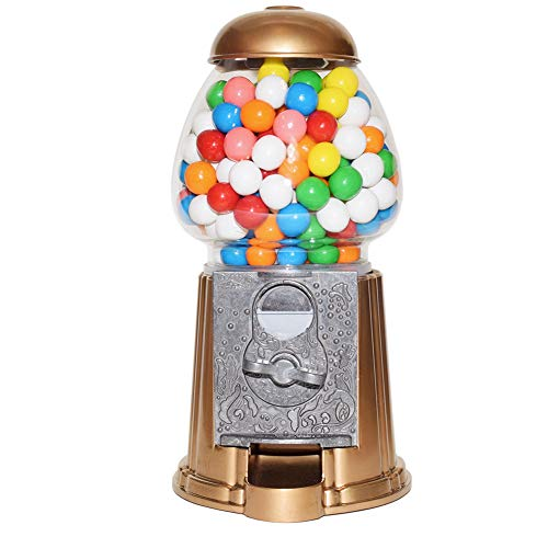Personalized Gumball Machine (Gumball Dreams Classic Gumball Machine/Candy Dispenser, 9 Inch -)