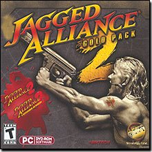 Jagged Alliance 2 Gold Pack - New Strategy First Jagged Alliance 2 Gold Pack 150 Unique Characters With Unparalleled Personality