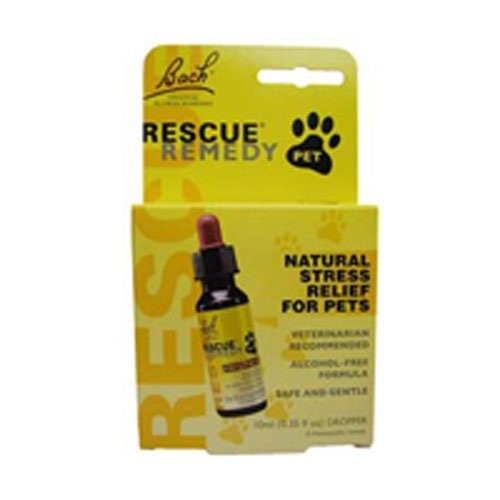 Bach Pet Rescue Remedy - 10 ml, 4 pack