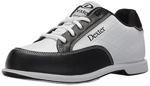 Dexter Women's Groove III Bowling Shoes, White/Black, Size (Iii Bowling Shoes)