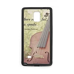 Elegant Piano CUSTOM Case Cover for Samsung Galaxy Note 4 LMc-82504 at LaiMc