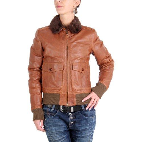 Museum - Chaqueta - para mujer marrón