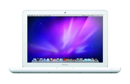 Apple MacBook MC207LL/A Intel Core2 Duo 13.3 HDD White