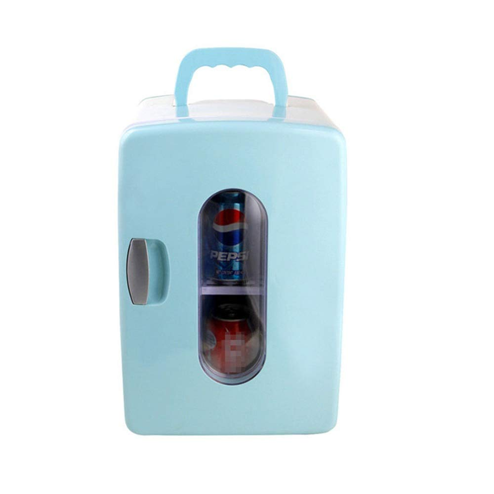Portable Ice Car Cooler AC/DC Electric Ice Chest Mini Thermoelectric Cooler Camping Refrigerator For Camping, Hunting, Fishing, Backyard BBQ, Hiking Excursions And More car refrigerator car refrigerat