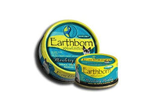 Earthborn Holistic Natural Canned Cat Food Monterey Medley S