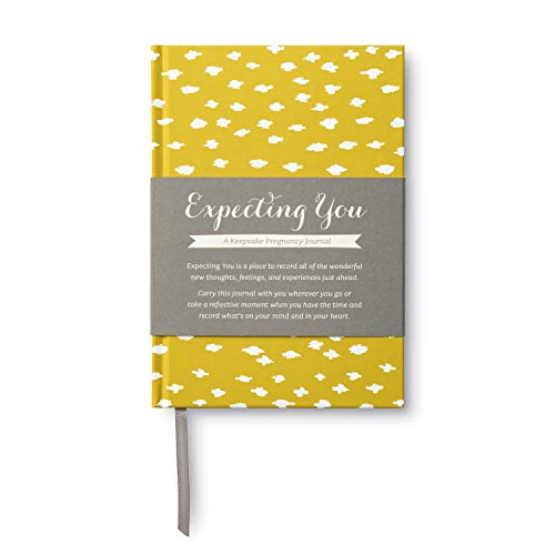Expecting You - A Keepsake Pregnancy Journal