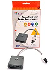 Brook Super Converter: PS3 PS4 to Dreamcast Adapter use Arcade Stick and PS3 PS4 Wireless Controller on Sega DC Console
