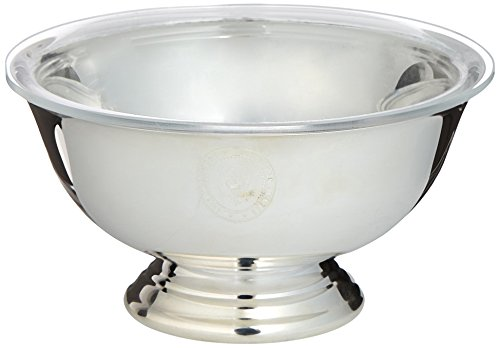 (Reed & Barton 102 Paul Revere Silver Plated Bowl, 5.25-Inch)