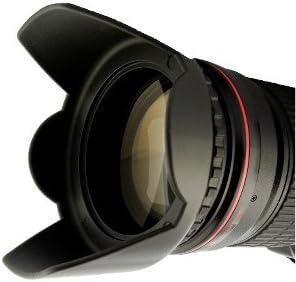 Sonnenblende Universal 58mm Z B Für Canon 3 5 5 6 Kamera