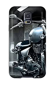 Fashion Tpu Case For Galaxy S5- Motorcycles Defender Case Cover