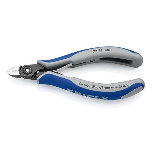 Knipex Tools 79 12 125 Precision Electronics Diagonal Cutters