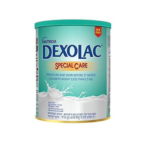 Dexolac, Special Care Preterm LBW Tin, 400g