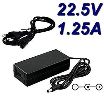 Cargador Corriente 22.5V 1.25A Reemplazo Aspirador iRobot Roomba Serie 400 500 600 700 Recambio Replacement