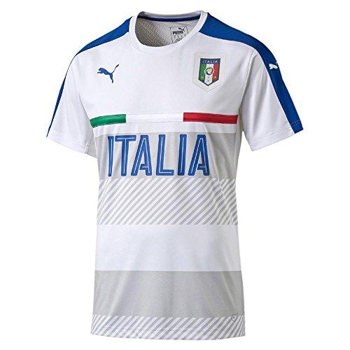 2016-2017 Italy Puma Training Jersey (White) - Kids