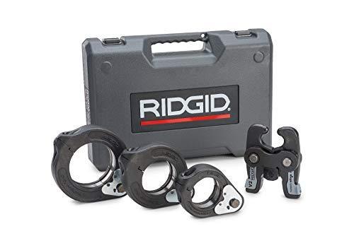 Propress Fitting Ridgid - RIDGID 20483 Standard Series XL-C/S Press Ring Kit For RIDGID ProPress Tools, Hydraulic Crimping Tools