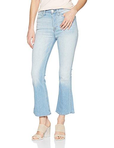 Hudson Jeans Women's Vintage Holly HIGH Rise Flare 5 Pocket, Closer, 28 - Hudson Vintage Jeans