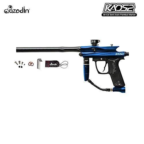 Azodin Kaos 2 Paintball Marker (Blue) by Azodin