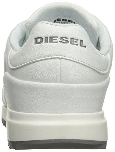 Diesel Mens V-staffetta S-snabbare Mode Gymnastiksko Vit