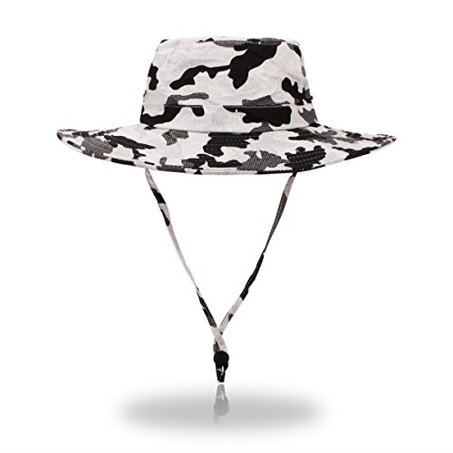 belababy Outdoor Sun Hat Quick-Dry Breathable Mesh Hat Camping Cap - Outdoor Cap Cap