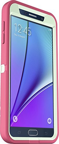 (OtterBox DEFENDER Series Case for Samsung Galaxy NOTE 5 (Case Only - Holster Not Included) MELON POP)