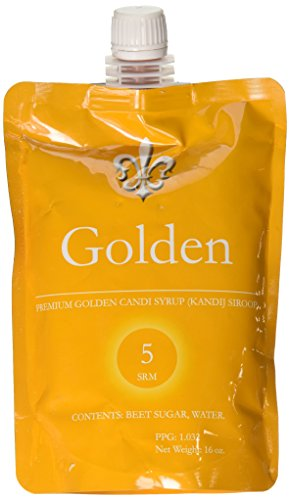 (Premium Golden Belgian Candi Syrup)